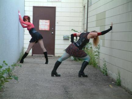 Back Alley Antics 2006