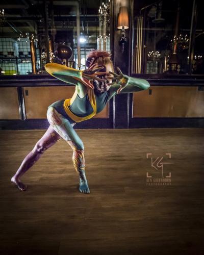 Body Paint Cabaret 2018