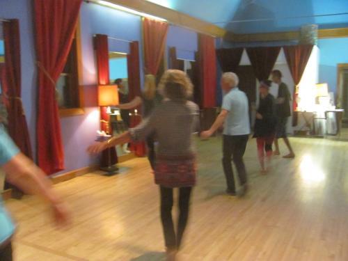 Latin Dance Workshop 2015