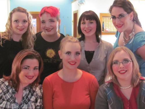 Stage Makeup Workshop 2011
