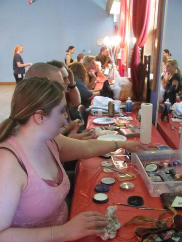 Zombie Makeup 2013